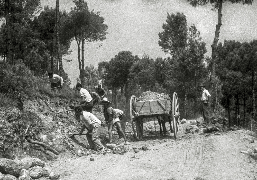 web-fundacio-cabanas-exposicio-fotografia-sobre-rodes-transports-tren-sant-cugat-centenari-joan-cabanas-obres