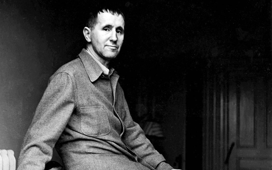 120 aniversari de Bertolt Brecht