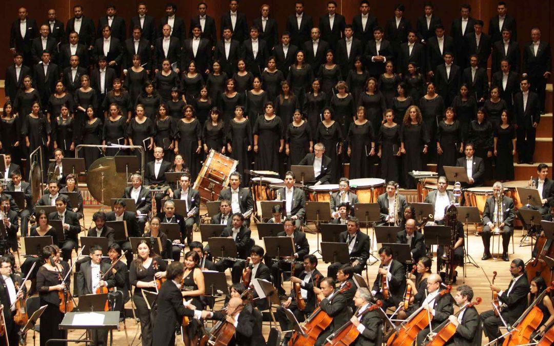 MÚSICA CLÀSSICA: «L'orquestra simfònica i els cors»