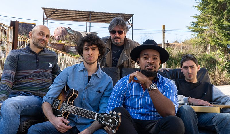 CONCERT: THE BLUES GAMBLERS