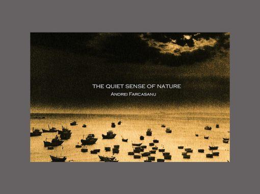 THE QUIET SENSE OF NATURE